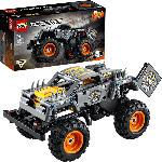 MediaMarkt LEGO 42119 Monster Jam® Max-D® Bausatz, Mehrfarbig
