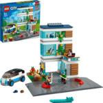 MediaMarkt LEGO 60291 Modernes Familienhaus Bausatz, Mehrfarbig