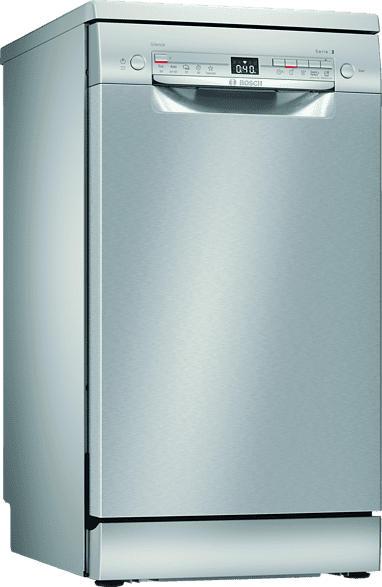 BOSCH SPS2XMI01E Serie 2 Geschirrspüler (unterbaufähig, 450 mm breit, 46 dB (A), A+)