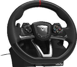 HORI Racing Wheel Xbox Lenkrad Overdrive Lenkrad, Schwarz