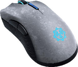 RAZER Mamba Wireless Gears 5 Edition Gamingmaus, Grau