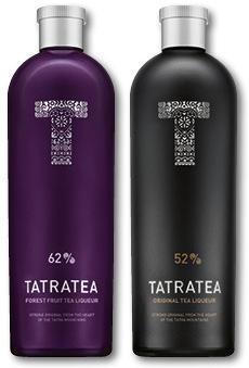 TATRATEA FOREST FRUIT TEA, ORIGINAL 52-62% 0,7L
