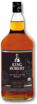 KING ROBERT II 43% 1,5L