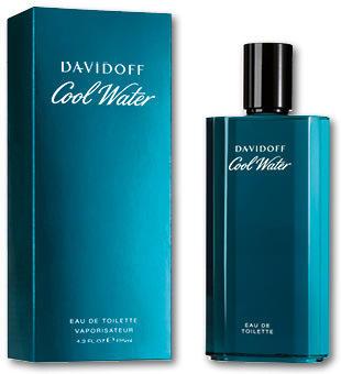 DAVIDOFF COOL WATER 125ml EDTS