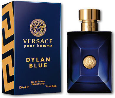 VERSACE DYLAN BLUE EDTS 100ML