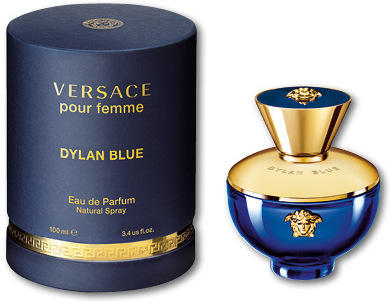 VERSACE DYLAN BLUE EDPS 100ML