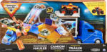 MediaMarkt SPIN MASTER MNJ Monster Jam 1:64 Hauler Playset Actionspielzeug, Mehrfarbig