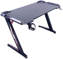 Gaming Tisch mit Getränkehhalter B 120cm Matrix