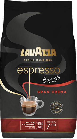LAVAZZA 2735 Espresso Barista Gran Crema Kaffeebohnen
