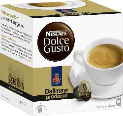 DOLCE GUSTO 12141753 Dallmayr prodomo Kaffeekapseln (NESCAFÉ® Dolce Gusto®)
