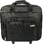 MediaMarkt TARGUS Executive Notebooktasche, Schwarz