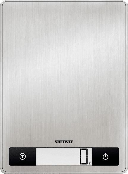 SOEHNLE 61509 KWD PAGE PROFI 200 Küchenwaage (Max. Tragkraft: 15 kg, Aufhängevorrichtung)