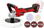 MediaMarkt EINHELL CE-CP 18/180 Akku-Polier-/Schleifmaschine, Rot