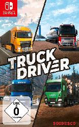 Truck Driver [Nintendo Switch]