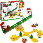 MediaMarkt LEGO 71365 Piranha-Pflanze-Powerwippe - Erweiterungsset Bausatz, Mehrfarbig