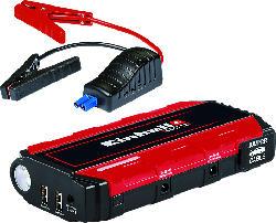 EINHELL Jump-Start - Power Bank CE-JS 12 Starthilfe, Rot/Schwarz