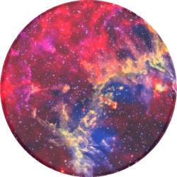 POPSOCKETS 90062  Handyhalterung, Magenta Nebula