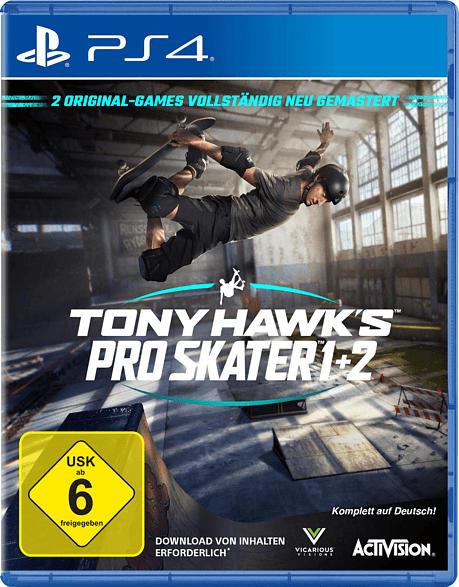 Tony Hawks Pro Skater 1 + 2 [PlayStation 4]