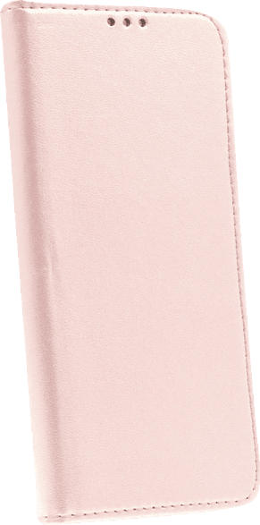 AGM 30462 , Bookcover, Samsung, Galaxy A51, Obermaterial Kunstleder, Thermoplastisches Polyurethan, Roségold