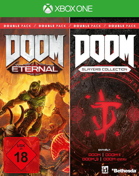 XBO DOOM DOUBLE PACK [Xbox One]
