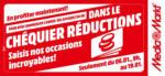 MediaMarkt Chéquier réductions - al 19.01.2021