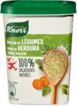 Denner Knorr Gemüsebouillon, Granulat mit Meersalz und Kräutern, 228 g - bis 09.05.2021