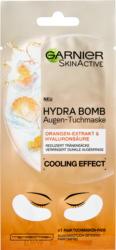 Masque tissu yeux à l'extrait d'orange Hydra Bomb Skin Active Garnier , 1 pièce