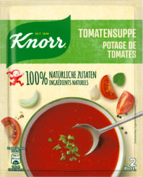 Knorr Tomatensuppe, 100% natürlich, 58 g