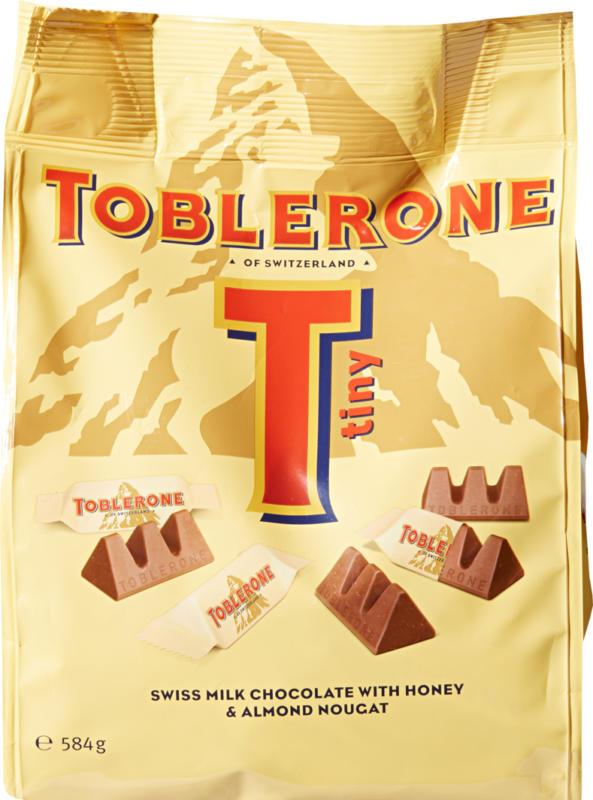 Toblerone Tiny Latte, 584 g