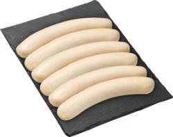 Denner Poulet-Kalbsbratwurst, 3 x 2 x 160 g