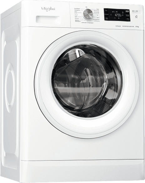 Waschmaschine 8kg Weiß FFB 8448 WEV DE