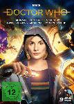 MediaMarkt Doctor Who - Die kompletten Staffeln 11 und 12 inkl. New Year Special [DVD]