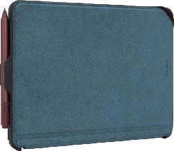 TARGUS THZ779GL Protect Tablethülle, Bookcover, Grau