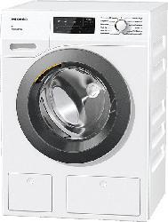 MIELE WCG670 WCS TDos&9kg W1 Chrome Edition Waschmaschine (9 kg, 1400 U/Min., A+++)