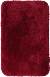 "Teppich ""Chic"", 60x90 cm, rot, Polyester-Microfaser"
