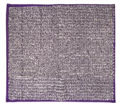"""Vorleger """"Fresh"""", 55x50 cm, Fresh lila, Polyester"""