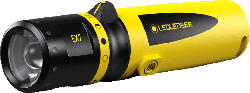 LEDLENSER EX7 Taschenlampe, Gelb