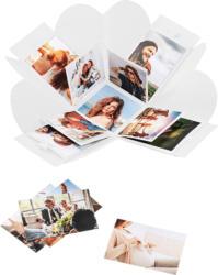 WALTHER Surprise Fotogeschenkebox  , Papier , Weiß