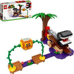 LEGO 71381 Begegnung mit dem Kettenhund - Erweiterungsset Bausatz, Mehrfarbig