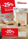 Möbel SVOBODA Möbel Svoboda Angebote - bis 12.01.2021