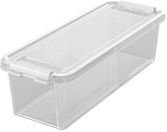 """SMARTSTORE Aufbewahrungsbox """"Home"""" mit Deckel 3,5 Liter"""