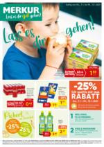 MERKUR Flugblatt 7.1. bis 13.1. Wien