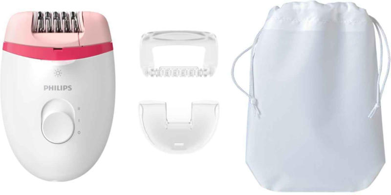 Philips Epilierer Satinelle Essential BRE255/00 -
