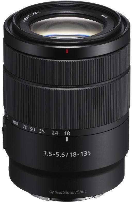 Sony SEL 18-135/3,5-5,6 OSS