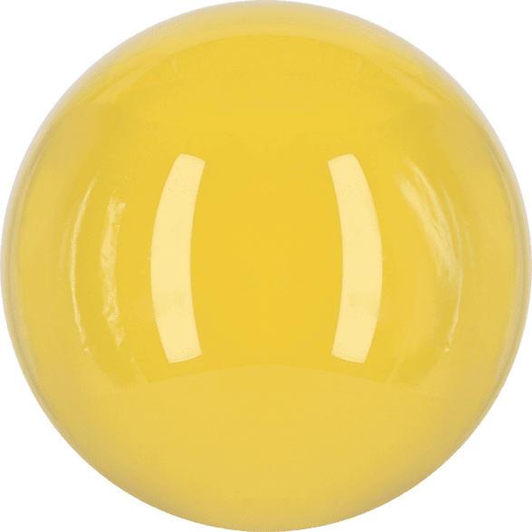 ROLLEI Lensball 80 mm Glaskugel, Gold