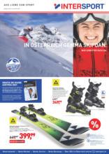 Intersport Flugblatt