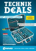 Conrad Technik Deals