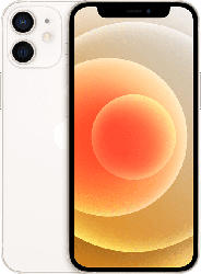 APPLE iPhone 12 mini 256 GB Weiß Dual SIM