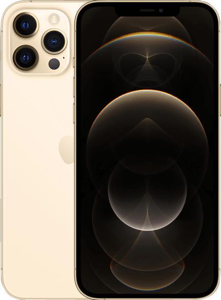 APPLE iPhone 12 Pro Max 256 GB Gold Dual SIM