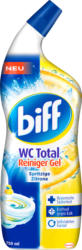 Biff WC-Reiniger Gel Total Spritzige Limone